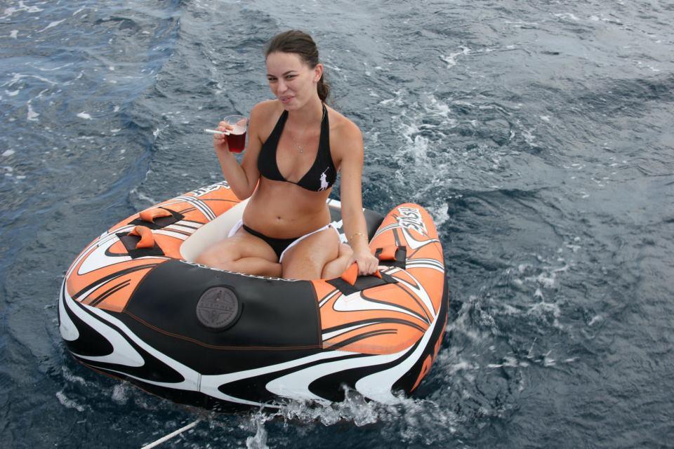 כיף על המים