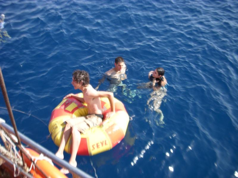 אטרקציות בים